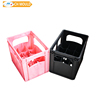 Different colors beer crate mold for home items