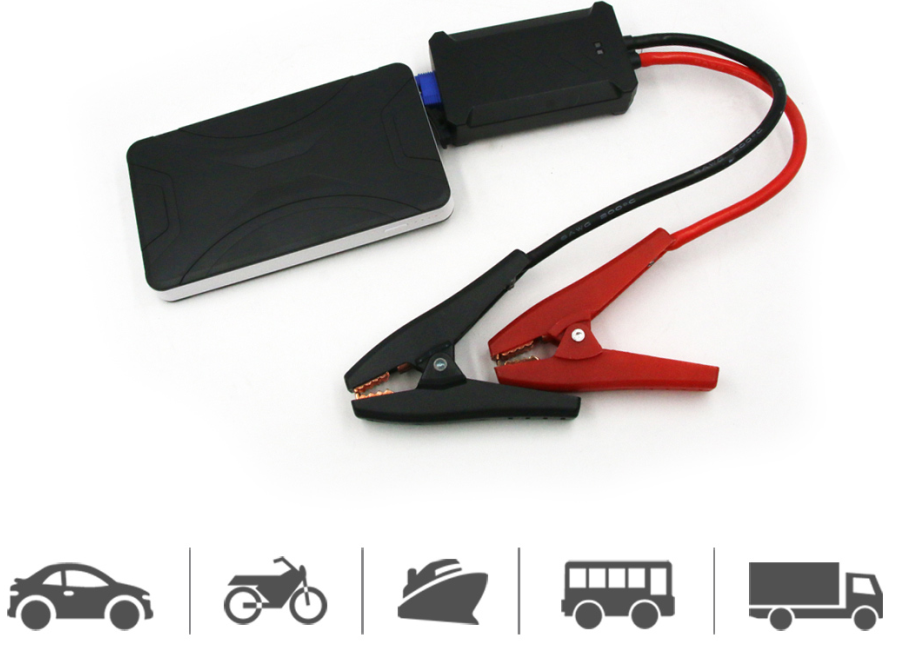 Top Selling Small Size 12V Car Battery Mini Jumper Starter Power Bank Starter for up to 3.0L Gas Engine
