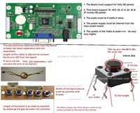 high quality OEM Service lcd control board