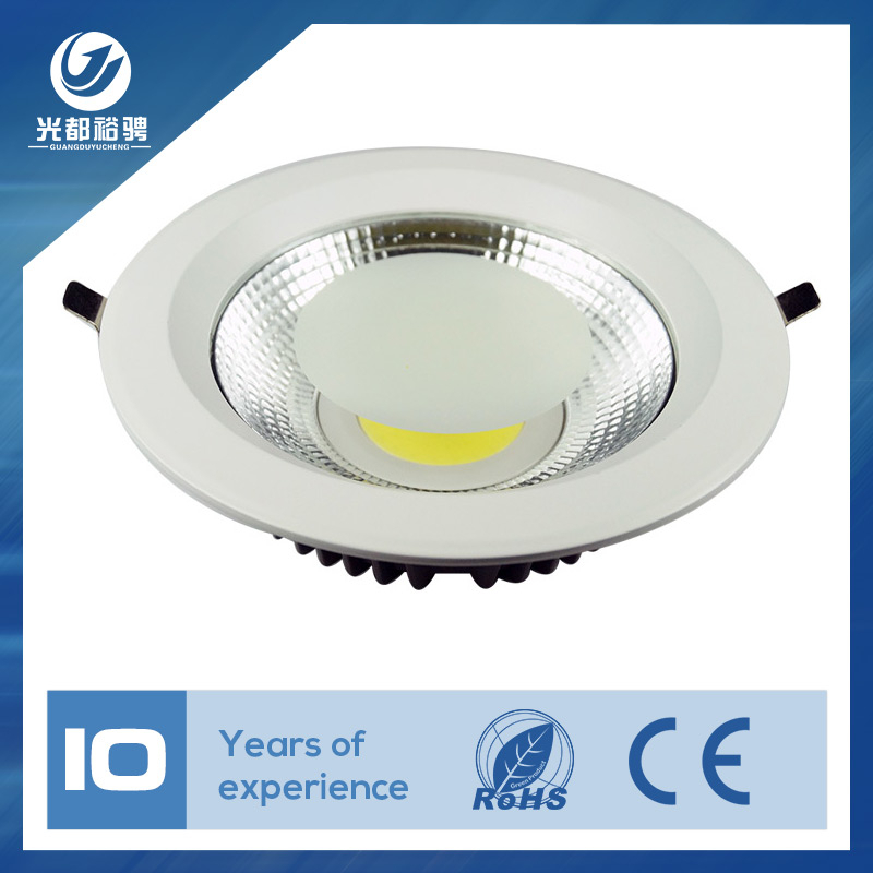 5w 10w 15w 20w 30w waterproof SAA & CE approved adjustable led downlight