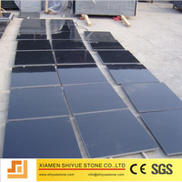 High Quality Shanxi Black Granite Tile For Sale With Best Price