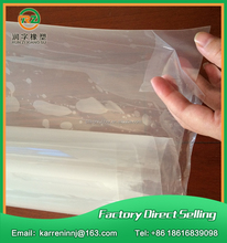 clear Silicone Rubber Sheet 0.2mm thickness, 500mm width, 10meters length