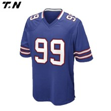 wholesale fashion american football jersey sublimated