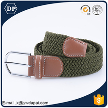 From Alibaba China Supplier Fashion Man's Elastic Braided Belt for Jeans