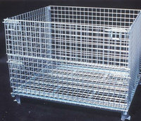 Cargo and Warehouse used Wire Box