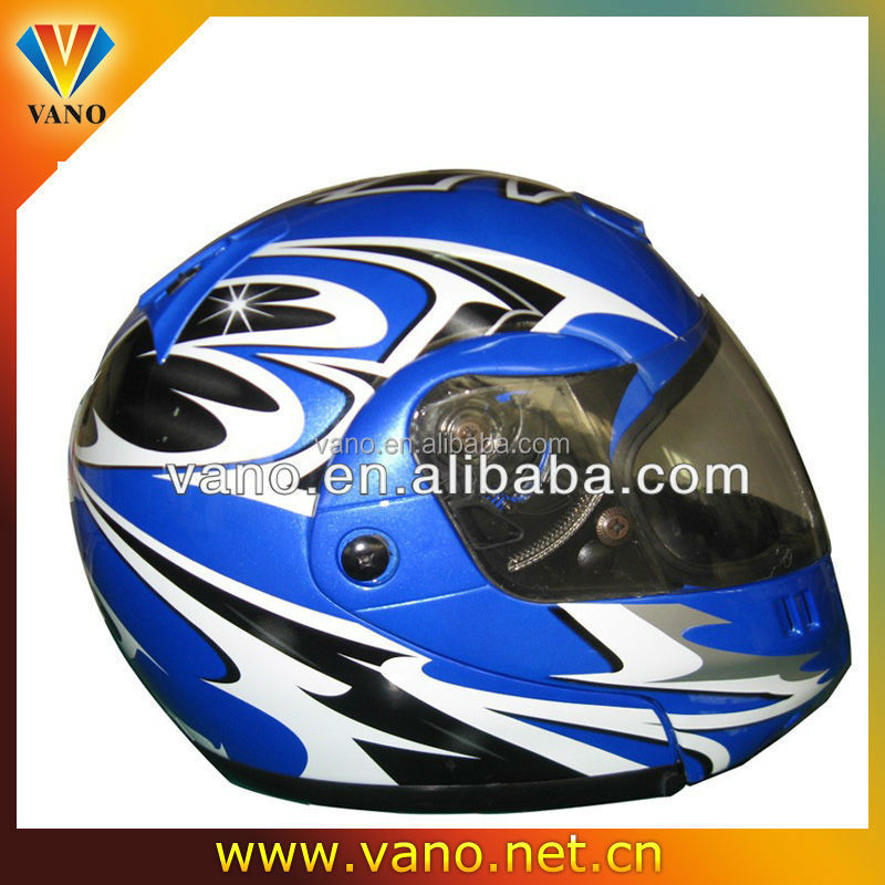 Factory sale Quality certificate helmet motorcycle