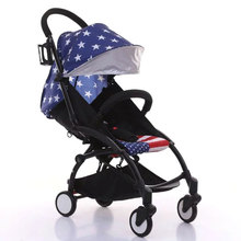 Custom triple stroller baby made in China