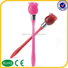 christmas decoration led light bulb pen