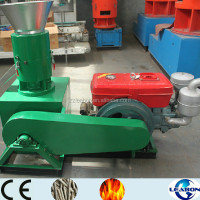 New Condition Straw Pellet Processing Machine/Small Wood Pellet Mill for Sale