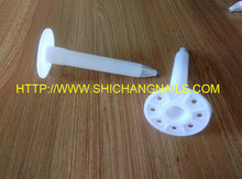 Plastic Insulation nail