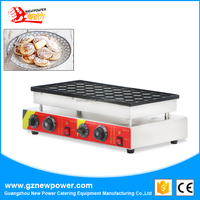 Poffertjes Grill 50 Holes Electric Cooking