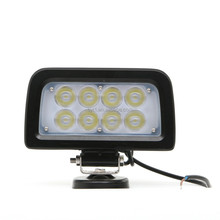 12V 24w 7.5inch Off Road Led working light truck boat Tractor light