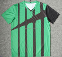 High quality Dye sublimation custom printing Tshirt and jersey