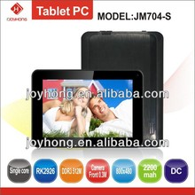 7 inch RK2926 Cheapest Single Core Tablet pc