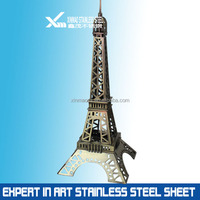 Customized stainless steel metal wall murals