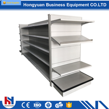 Serviceable shop and paint shelving display shelving