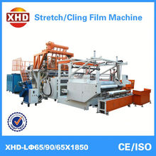 extruder for production stretch film