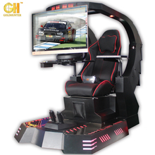 Popular Commercial Simulator Seat / Play Seat 4 DOF VR Racing Game Vive