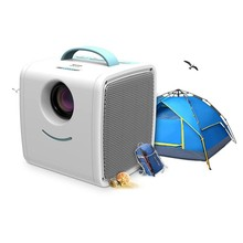 Q2 Mini <strong>Projector</strong> Children's Education Gift Parent-child Portable <strong>Projector</strong> Device Theatre US plug Other plug connect me