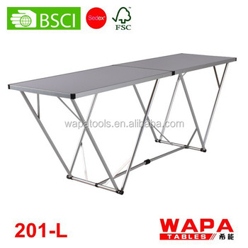 2 Sections (2m) seminar folding table