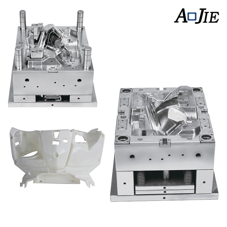High Quality Factory Price Middle Ddge Plate Injection Mould Making Plastic Mold Maker