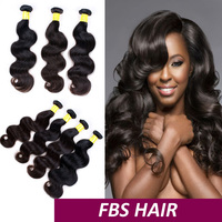 Free Sample 8A brazilian body wave cheap human hair extension