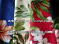 china supplier textile organic cotton 30s 40s 60s printed fabric