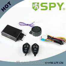 SPY High quality 1-way Voice Talking Motorcycle Alarm System