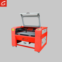 Low cost cheap price fabric textile garment clothing home laser cutting machine