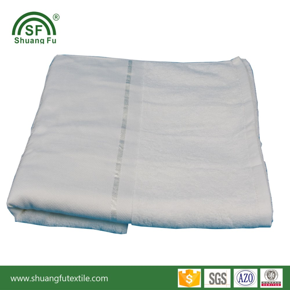 Factory Promotion 100% Cotton Velour Reactive Custom Logo Printed Customized Bath Towel