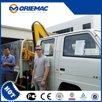 hydraulic tail lift for truck XCMG SQ10ZK3Q cranes to mount on truck