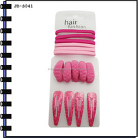 2014 Customized Fashion Hair Accessories Set