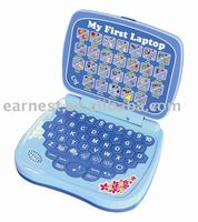Attractive learning laptop toy for kids HOT...