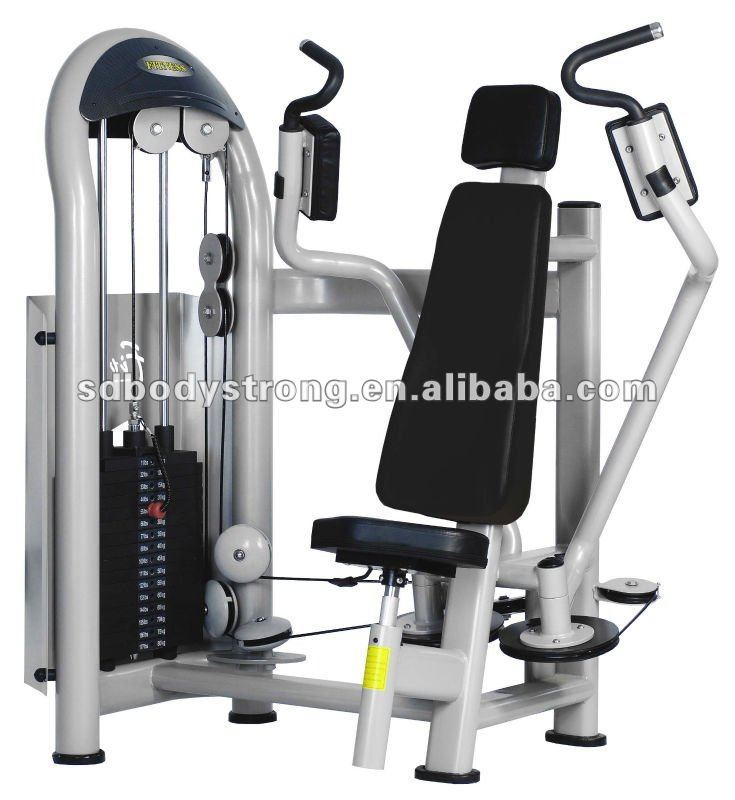 CE ROHS approved Fitness Equipment A6-002 Butterfly/impulse machine