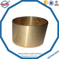 Factory supplied drawing customized connecting rod bush