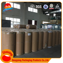 Gold Supplier Brown Packing Tape Bopp Transparent Adhesive Jumbo Roll