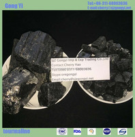 very cheap high quality rough customized different size black tourmaline raw ore/tourmaline mineral/brazinan chrysolite