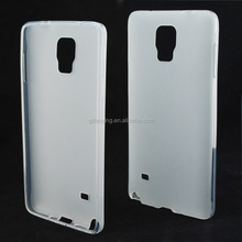 smart phone cover for samsung note4 N910 more than 12 colors shenzhen factory