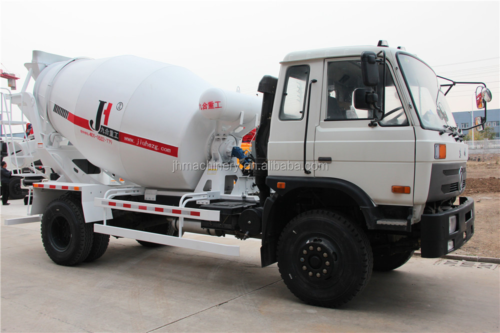 Hot sale! Small concrete mixer car/Concrete mixer truck/Ready mixer concrete truck