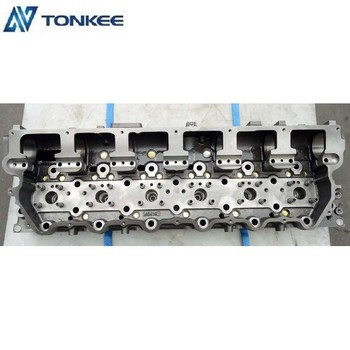 C15 professional cylinder head completed engine cylinder head for sale