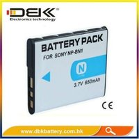 Rechargeable Li-ion Camera Battery for SON NP-BN1