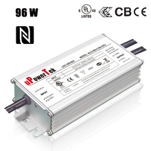 96 watt 1050mA 860mA 700mA UL class P certified tunable IP65 waterproof constant current 0-10V dimmable LED driver for street li