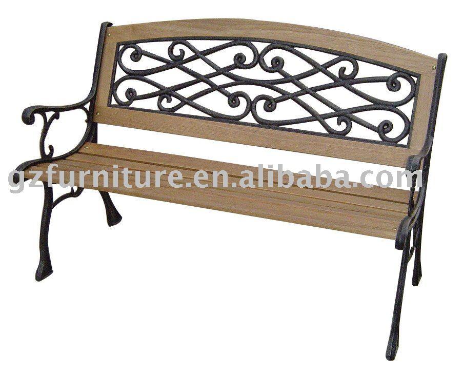 gartenm bel gusseisen parkbank gartenbank metalstuhl produkt id 427741213. Black Bedroom Furniture Sets. Home Design Ideas