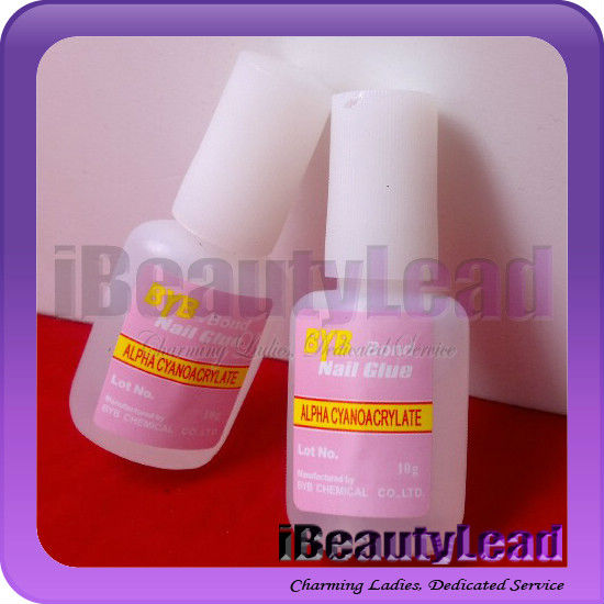 professional quality 10g instant nail glue