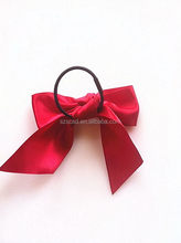 ribbon bow with elastic cord