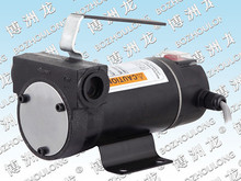 CE certification oil pump 12v electric and 24v electric 100% copper oil pump