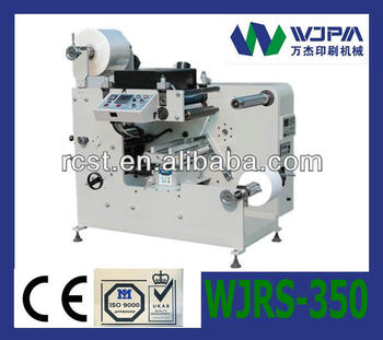 Flexo Label Coating Machine China manufacture - (WJRS320)
