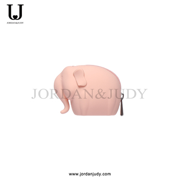 Elephant Silicone Coin Purse