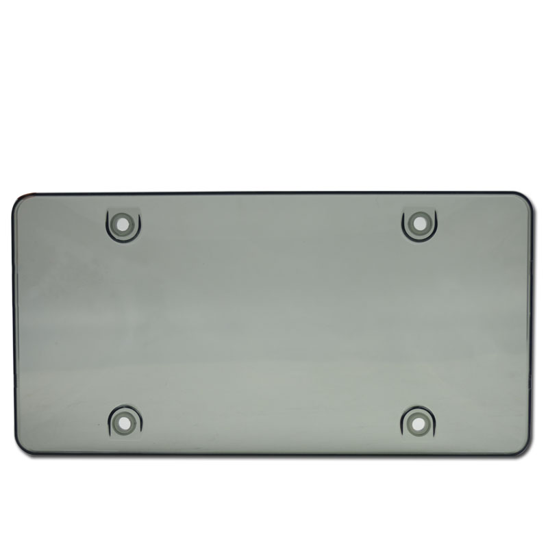 America plastic license plate cover