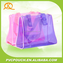 Eco-friendly waterproof women handbag pvc fashion express handbag for women